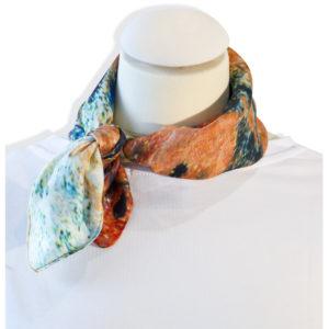 carre de soie foulards
