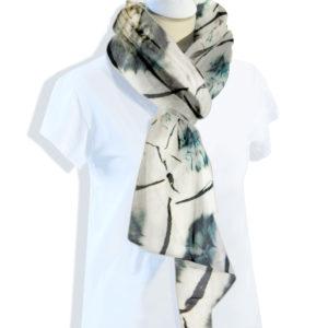 étole de soie , foulards , motifs