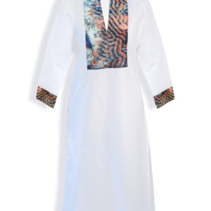 robe de plage longue atelier arty apparel