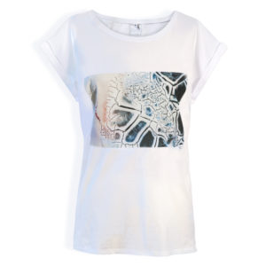 t SHIRT ART EN COTON TENDANCE